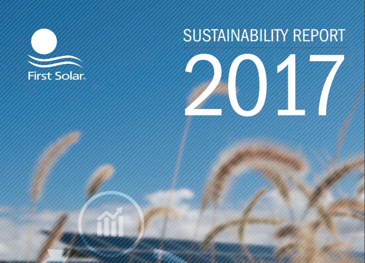 2017 Sustainability Report|2017 Sustainability Report