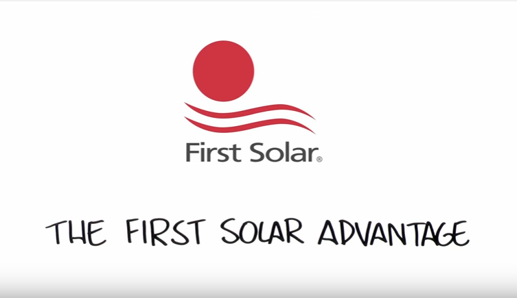 The First Solar Energy Advantage|$name