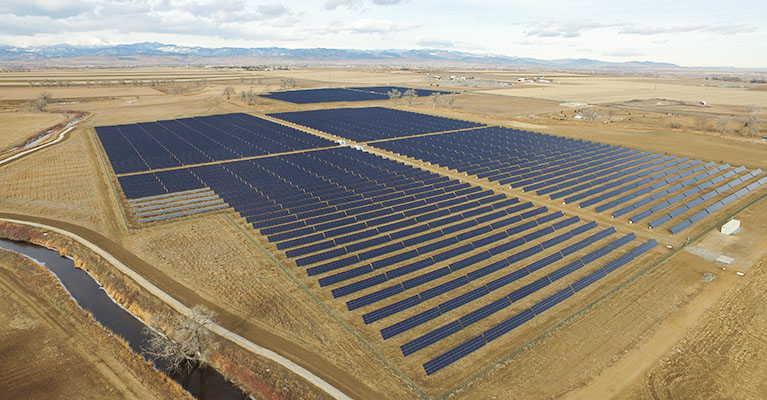 Mavericks Solar Farm