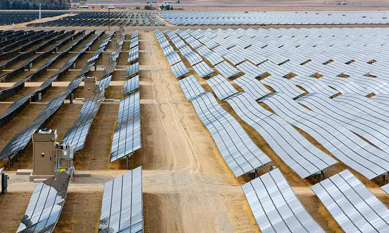 Topaz Solar Farms